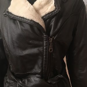 JACKET LEATHER BY WILSON LEATHER SMALL